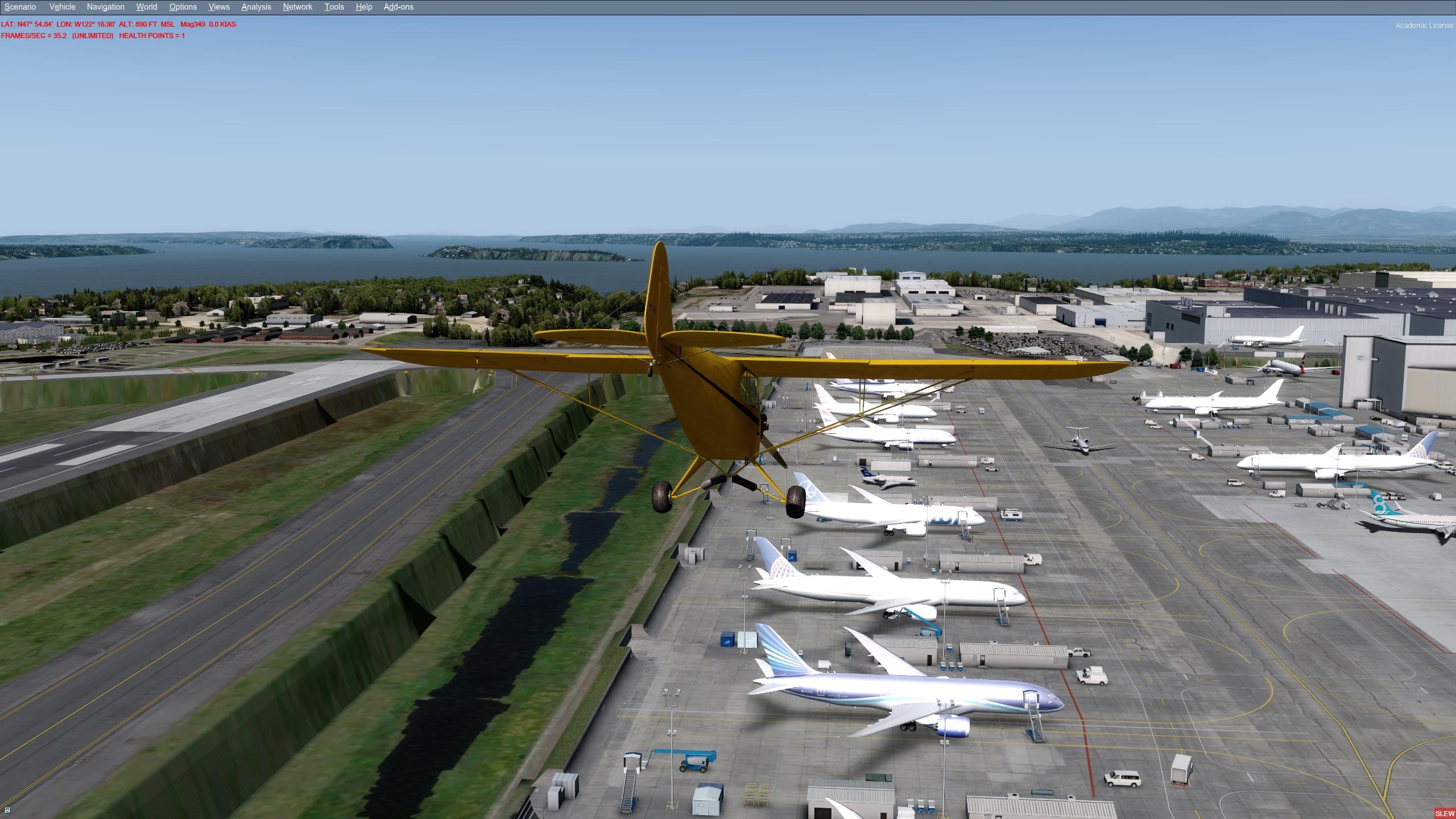 Seattle Airports X - Strona 9 - Drzewiecki Design